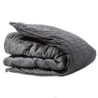 Gravity Weighted 25-lb. Blanket in Grey