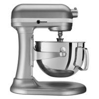 KitchenAid® Professional 600™ Series 6-Quart Bowl Lift Stand Mixer in Contour Silver
