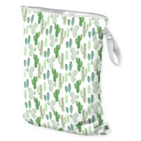 Planet Wise™ Large Wet Bag in Prickly Cactus