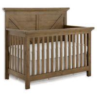 Westwood Design Westfield 4-in-1 Convertible Crib in Brown