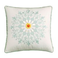 Echo Design™ Jaipur Square Throw Pillow in White