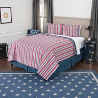 Rizzy Home Americana Reversible King Comforter Set