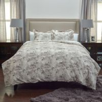 Rizzy Home Vintage Butterfly Twin XL Comforter Set in Brown