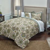 Rizzy Home Fever Pitch Queen Comforter Set