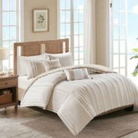 Harbor House™ Anslee King Reversible Duvet Cover Set in Taupe