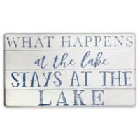 Home Dynamix® Cook N Comfort Happens at the Lake Kitchen Mat