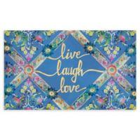 Mohawk Home® Live Laugh Love Entry Mat