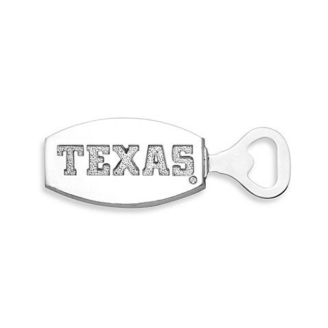 arthur court designs university of texas bottle opener bed bath beyond. Black Bedroom Furniture Sets. Home Design Ideas