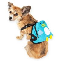 Pet Life® Small Waggler Hobbler Dog Harness Backpack