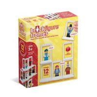 Brick Figure Frames 12-Piece Building Set