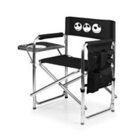 Picnic Time® Nightmare Before Christmas Jack Camping Chair in Black