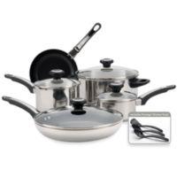 Farberware® High Performance Stainless Steel 12-Piece Cookware Set