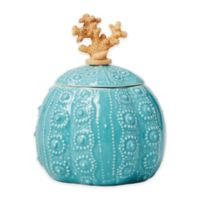 South Seas Cotton Jar in Turquoise