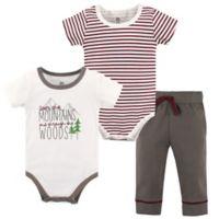 Yoga Sprout Size 18-24M 3-Piece Mountains Bodysuit & Pants Set