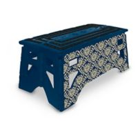 Folding 13-Inch Step Stool in Royal Blue