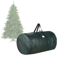 Elf Stor 7.5-Foot Christmas Tree Storage Bag in Green