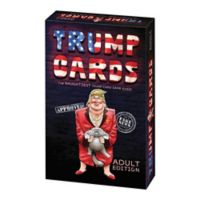 R and R Games Trump Cards Adult Edition Real or Fake News