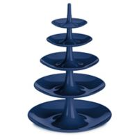 Babell 5-Tiered Server in Blue