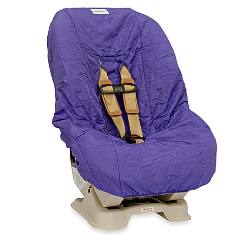 nomie baby toddler convertible car seat cover in purple bed bath beyond. Black Bedroom Furniture Sets. Home Design Ideas