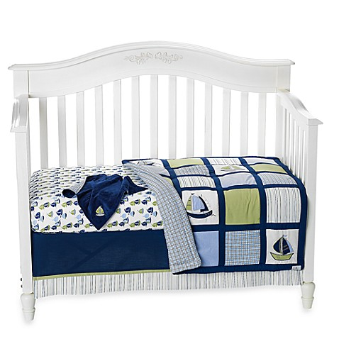 Crib Bedding Nautica