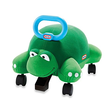 Little Tikes 174 Pillow Racers Turtle Bed Bath Amp Beyond