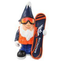 NFL Denver Broncos Caricature Garden Gnome