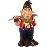 NFL San Francisco 49ers Caricature Garden Gnome