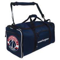 NBA Washington Wizards 28-Inch Duffel Bag
