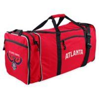 NBA Atlanta Hawks 28-Inch Duffel Bag