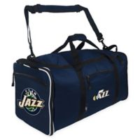 Nba Utah Jazz 28 Inch Duffel Bag