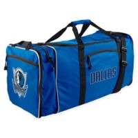 NBA Dallas Mavericks 28-Inch Duffel Bag