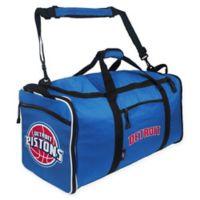 NBA Detroit Pistons 28-Inch Duffel Bag