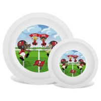 Baby Fanatic® NFL Tampa Bay Buccaneers Plate & Bowl Set