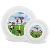 Baby Fanatic® NFL Arizona Cardinals Plate & Bowl Set