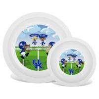 Baby Fanatic® University of Kentucky Plate & Bowl Set