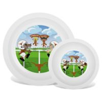 Baby Fanatic® University of Texas at Austin Plate & Bowl Set