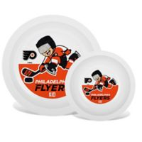 NHL Philadelphia Flyers Plate & Bowl Set