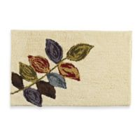 Croscill® Mosaic Leaves Bath Rug