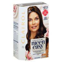 Clairol® Nice'n Easy Permanent Hair Color in 4 Dark Brown