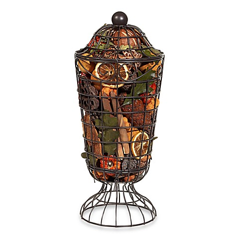 Potpourri Filled Urn