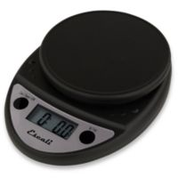 Escali® Primo 11 lb. Digital Food Scale in Black