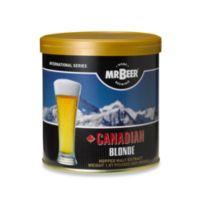 MR. BEER® Canadian Blonde Refill Brew Refill