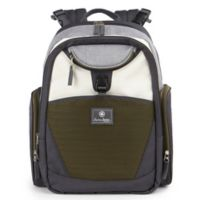 J is for Jeep® Backpack Diaper Bag in Grey/Green