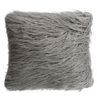 Levtex Home Josie Spa Mohair Oblong Throw Pillow in Grey
