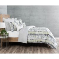 Laundry by SHELLI SEGAL® Brentwood Reversible Queen Comforter Set in Grey