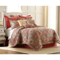 Sherry Kline Aladdin Queen Comforter Set in Taupe