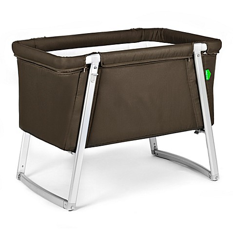 babyhome® Dream Cot in Brown