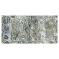Masterpiece Art Gallery Recurrent Frequencies 54-Inch x 17-Inch Canvas Wall Art