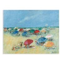 Masterpiece Art Gallery The Shore I 30-Inch x 40-Inch Canvas Wall Art