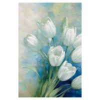 Masterpiece Art Gallery Tulip Blossoms 36-Inch x 24-Inch Canvas Wall Art